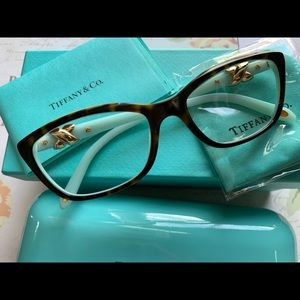 Tiffany & Co. TF 2072 Eyeglasses frame.